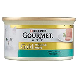 Gourmet Gold Mousse Rabbit SAPORITO Gr. 85