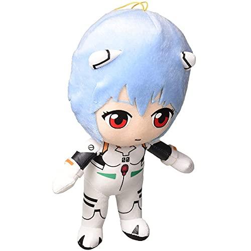 Rei Peluche Toy Anime Rei Muñeca de peluche suave Toys Regalo de...