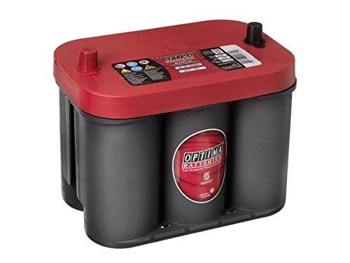 Optima 8782090008882 Starterbatterie in Spezial Transportverpackung und Auslaufschutz Stopfen (Preis inkl. EUR 7,50 Pfand)