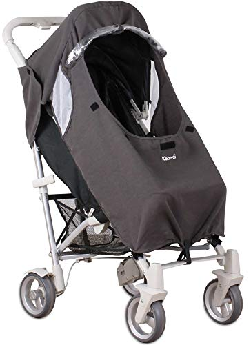 Koo-Di Keep Me Dry Stroller Rain Cover