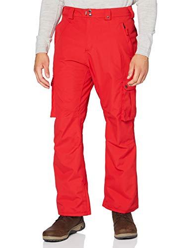 Light Cartel Pantalon pour Homme Rouge Taille L