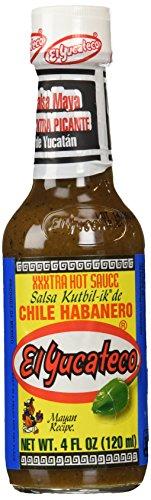 El Yucateco - XXXtra Kutbil-Ik Chili Sauce - 120ml