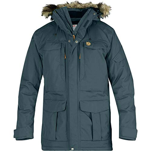 Fjällräven Herren Yupik Parka M Sport Jacket, Dusk, L