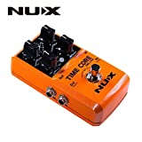 NUX Time Core Deluxe Delay Pedal Guitar Effect Pedal with lock True Bypass