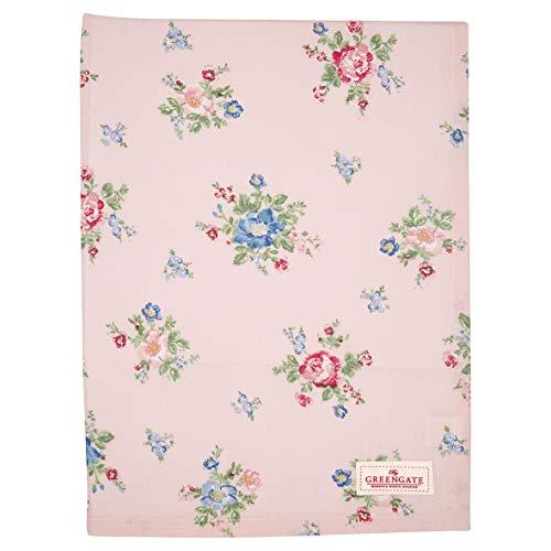 GreenGate - Tischdecke - Roberta - pale pink - Baumwolle - 130x170cm