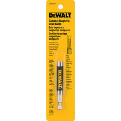 DEWALT DW2054 1/4-Inch Compact Magnetic Drive Guide