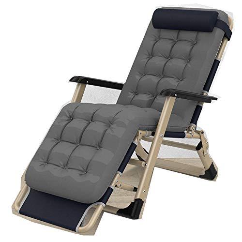 Garden Chairs,Sun Lounger, Sunbed, Reclining Sun Chair, Lightweight Foldable Patio Beach Garden Camping Recliner Chair, Load Capacity 150Kg For Outdoor Recliner-3