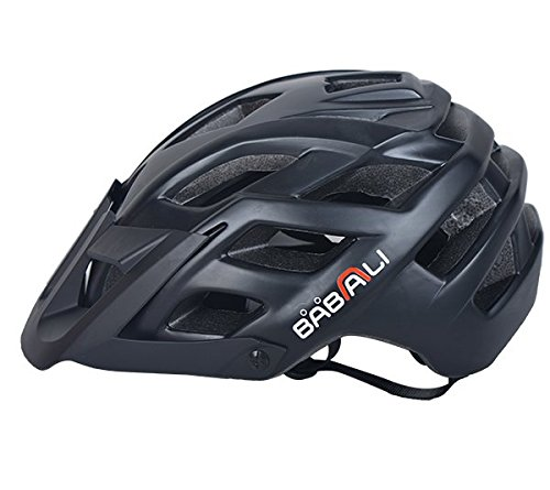 Babaali Smart Cycling Helmet with Embedded Bluetooth Speaker Technology and Microphone