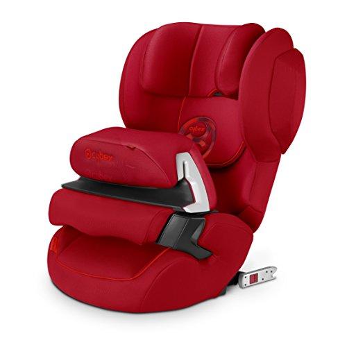 CYBEX GOLD Juno 2-fix, Autositz Gruppe 1 (9-18 kg), Kollektion 2015, Hot & Spicy