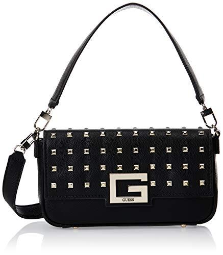 GUESS BRIGHTSIDE SHOULDER BAG Handbags women Black - One size - Shoulder bags