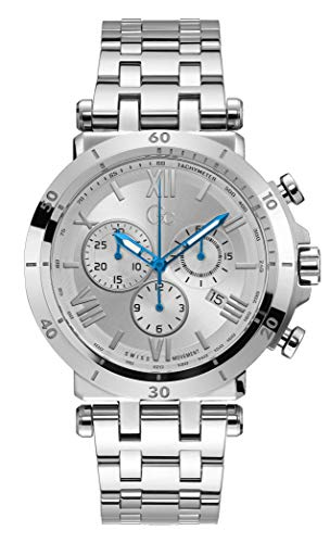 Gc Guess Collection Y44004G1MF Insider Heren horloge 44 mm