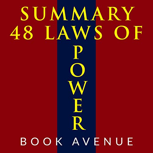 Summary of The 48 Laws of Power Titelbild