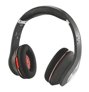 Trust Urban Fenix - Auriculares de diadema cerrados Bluetooth (con micrófono) (B00H7D1DIQ) | Amazon price tracker / tracking, Amazon price history charts, Amazon price watches, Amazon price drop alerts