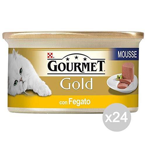Purina Gourmet Gold Mousse de Foie pour Chat 85 g