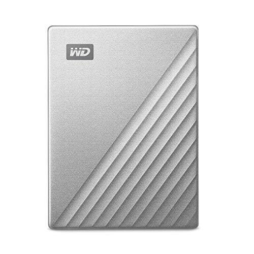 WD HDD Mac用ポータブル ハードディスク My Passport Ultra for Mac 2TB USB TYPE-C タイムマシン対応 3年...