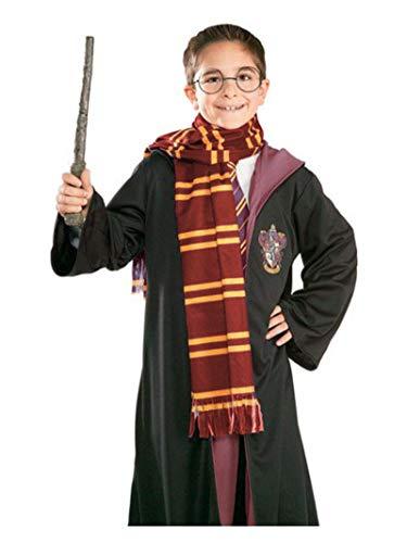 Harry Potter Scarf - Bufanda, accesorio de disfraz, Surtido
