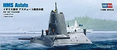 Hobbyboss 1:350 Scale HMS Astute Assembly Kit