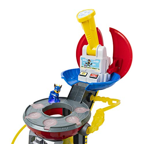 Paw Patrol Mighty Pups Lookout Tower is one of the top toys for preschool-aged boys for Christmas this year
