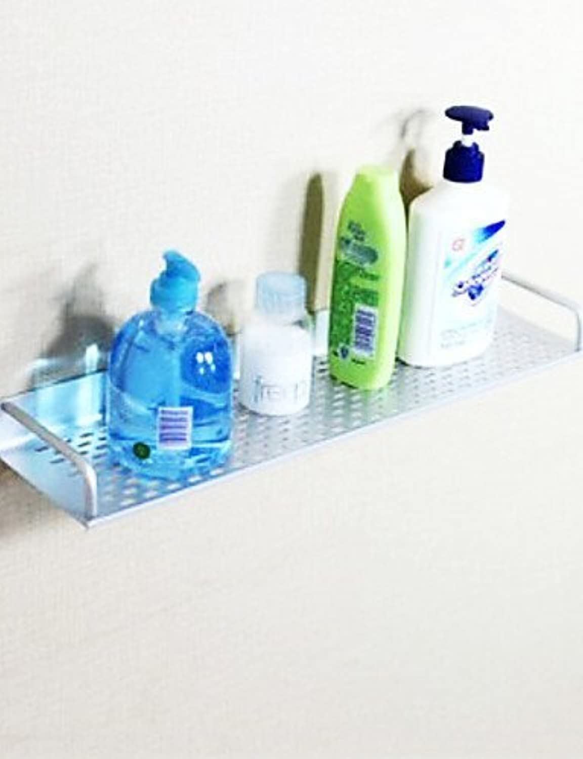 LINA@ 60cm Contemporary Space Aluminum Anodizing Wall Mounted Bathroom Shelf