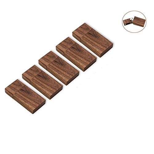 EAZOR USB Stick USB-Flash-Laufwerk USB Speicherstick für die Arbeit/Schule (32GB 3.0 * 5 Pack)