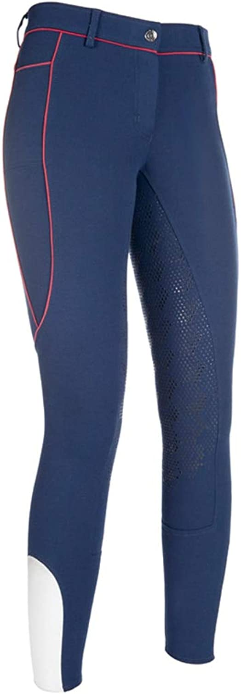 HKM Sports Sports Sports Equipment HKM Pro Team Reithose -Performance- Side Pocket Silikon-Vollbe. B075WVQPPB  Lass unsere Waren in die Welt gehen 7e7129