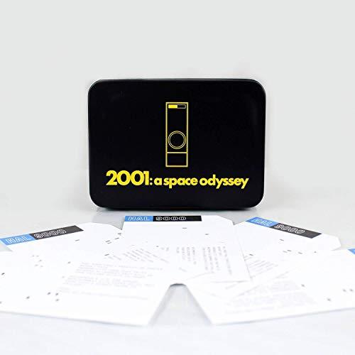 Master Replicas 2001 A Space Odyssey HAL AE-35 Data Card Set