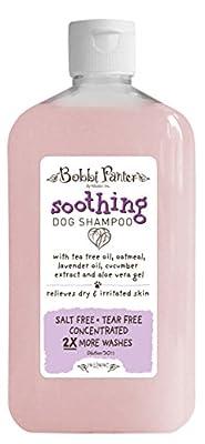 Bobbi Panter Natural Soothing Dog Shampoo, 14-Ounce