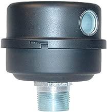 Solberg FS-10-075 Inlet Compressor Air Filter Silencer, 3/4