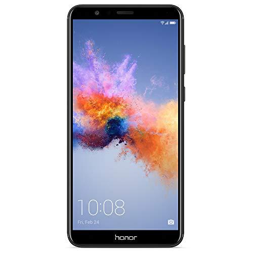 Honor 7X Dual Sim, 64GB, 4GB RAM, 4G LTE, Black