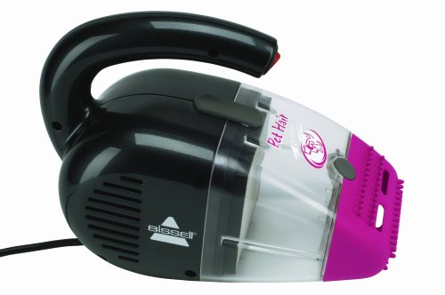 Bissell Pet Hair Eraser Hand Vac 33A1C Hand Held Vacuum, Black
