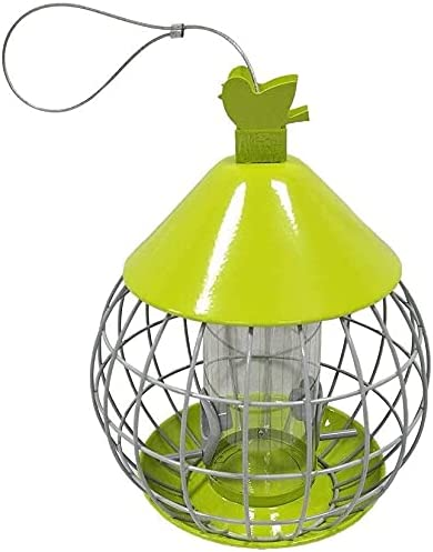 Bird Feeders for Ranking excellence TOP20 Outside Round Iron Garden Pet Outdoor Cage
