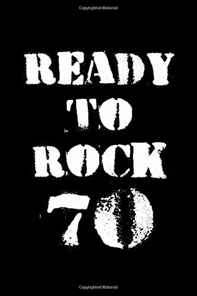 湖に対処するイチゴReady To Rock 70: Novelty Blank Notebook Journal Gift