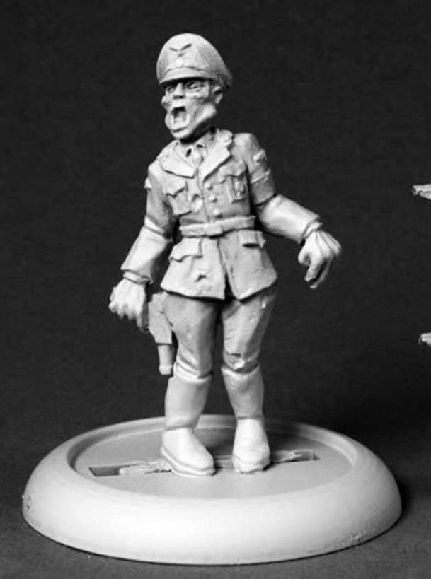 Nazi Zombie Officer