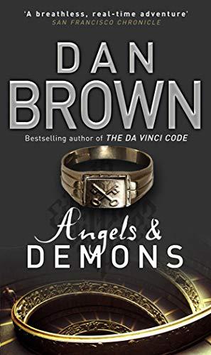 Angels & demons: (Robert Langdon Book 1)