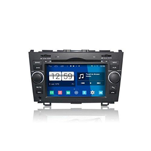 likecar 7pulgadas 1024* 600S160Quad Core Android 4.4.4para Honda CRV CR-V 2006–2011Auto Radio GPS 2DIN RDS Dual Zona Multimedia Audio Stero DVD Video Sistema OBDII Carmedien DVR 3G WiFi