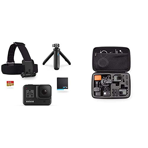 GoPro HERO8 Black Bundle - inklusive...