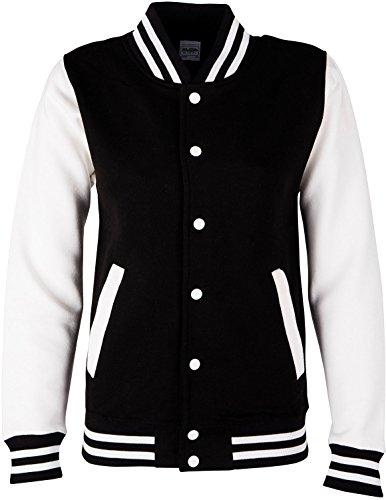 EZYshirt® Unisex Damen Herren & Kinder College Jacke