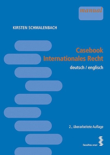 Casebook Internationales Recht