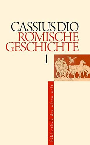Römische Geschichte: 5 Bände im Schuber (Bibliothek der Alten Welt)