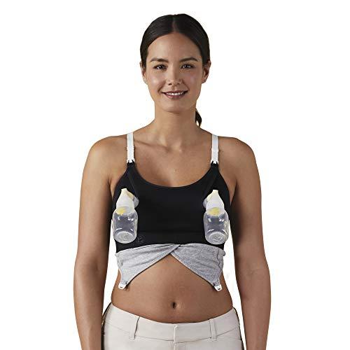 BRAVADO! DESIGNS Women's Maternity Clip and Pump Hands-Free...