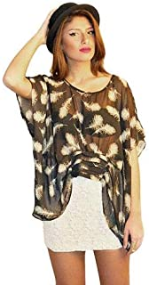 Hipster Dbb1Cbl-M Blouse Top For Women - M