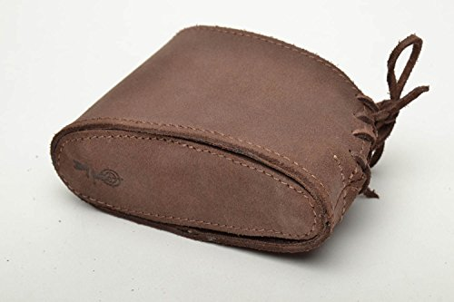 Genuine Handmade Leather Recoil Pad Shooting Accessories Gift Ideas Men by MadeHeart