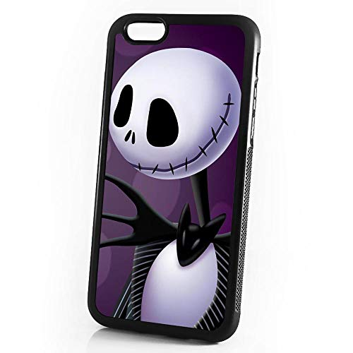 (for iPhone 5 5S SE) Durable Protective Soft Back Case Phone Cover - HOT11538 Nightmare Before Christmas