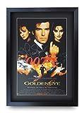 HWC Trading A3 FR James Bond - GoldenEye Movie Poster
