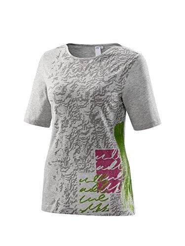 Inconnu Joy ZILLI T-Shirt, 52380 Jardin imprimé, Taille 38