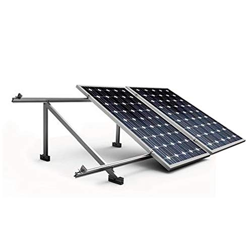 Estructura Solar Suelo Wurth de Aluminio para 6 Paneles Solares