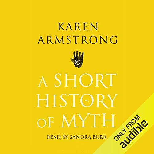 A Short History of Myth cover art