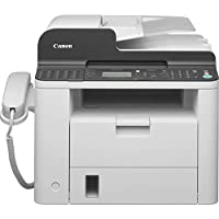 Canon FAXPHONE L190 Monochrome Laser All-in-One Printer/Copier/Fax/Scanner with Duplex