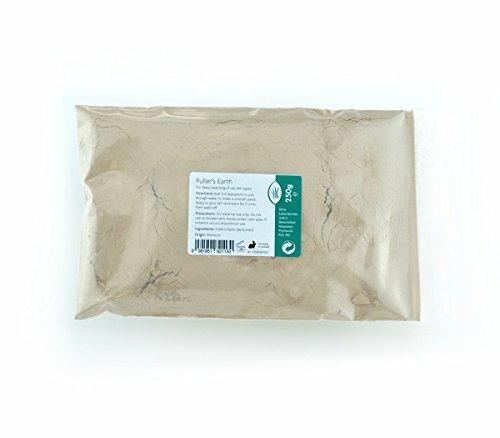 Fullers Earth Fine Powder 250g - Pure & Natural Calcium B