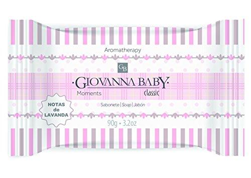 Sabonete em Barra Uso Diário 90 G Classic, Giovanna Baby